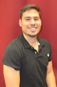 Eric Moreno, Lead Exercise Tech