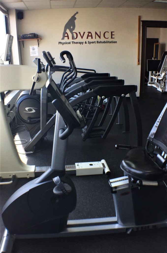Gym at Advance Physical Therapy & Sport Rehabilitation